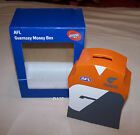 Greater Western Sydney Giants AFL Guernsey Money Box 16cm Resin Hand Painted New