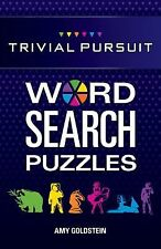 TRIVIAL PURSUIT® Word Search Puzzles by Goldstein, Amy