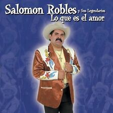 NEW - Que Es El Amor by Robles, Salomon