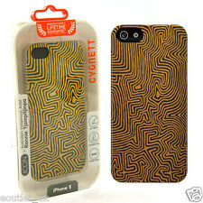 Cygnett Icon Ronnie Tjampitjinpa Designer Case/Cover iPhone SE/5/5s Echidna NEW