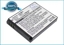 3.7V battery for Canon IXUS 300HS, IXY 10S, PowerShot SD1300 IS, PowerShot S95,