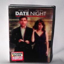 DVD Date Night (STEVE CARELL/TINA FEY) LENTICULAR COVER NEW MINT SEALED
