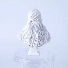 STAR WARS Mini Plaster Statue Collectible Cast Figure Chewbacca Japan Rare Toy