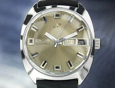 Men'S Rare Vintage Swiss Made Enicar Automatic 1970S Watch (Jxb6637)