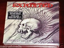 The Exploited: Beat The Bastards - Deluxe Edition CD + DVD Set 2014 Digipak NEW