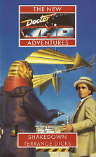 Dr Doctor Who New Adventures Book - SHAKEDOWN - (Mint New) - 7th Doctor McCoy
