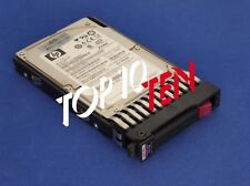 HP 431958-B21 432320-001 ProLiant G1-G7 146GB 10K single-port 3G SAS HotPlug HDD