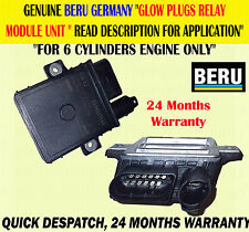 FOR 6 / 7 SERIES 3.0 635 CONVERTIBLE 730D/LD GLOW PLUG RELAY CONTROL MODULE UNIT