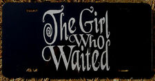 Doctor Who Girl Who Waited License Plate Amy Pond Car Tag
