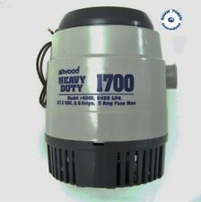 COMMERCIAL QUALITY ATTWOOD HEAVY DUTY BILGE PUMP 1700 GPH 24V