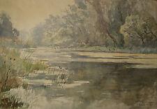 Wilhelm ULRICH (1905-1977) Im Prater, Mauthnerwasser.