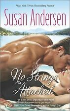 No Strings Attached by Susan Andersen (2014, Paperback) Romance
