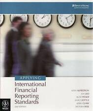 Applying International Financial Reporting Standards by Kerry Clark, Victoria W…
