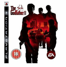 The Godfather II (PS3) VideoGames