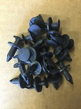 Set of 50: GM Ford Chrysler Nylon Push Type Retainer Clips 21030249 6503598 USA