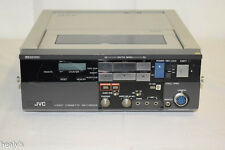 JVC BR-6200EK Portable Professional VHS Video Cassette Recorder Player