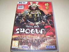 Shogun 2: Total War (PC DVD) **New & Sealed**