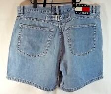 Vintage Tommy Hilfiger High Waisted Shorts Jeans Size 13