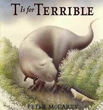 T Is for Terrible McCarty, Peter Hardcover