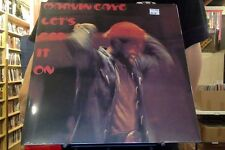 Marvin Gaye Let's Get it On LP sealed vinyl RE reissue