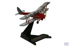 72TM003 Oxford Diecast De Haviland Flying Club Tiger Moth GACDA
