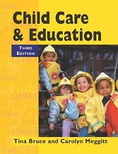 Child Care and Education By Tina Bruce, Carolyn Meggitt. 9780340846285