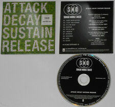Simian Mobile Disco  Attack Decay Sustain Release  U.S. Promo CD