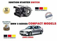 FOR BMW E46 COMPACT 316Ti 318Ti 325TI 318TD 320T 2001-  IGNITION STARTER SWITCH