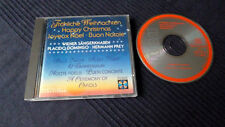 CD Placido Domingo Hermann Prey Wiener Sängerknaben Weihnachten Christmas Carols