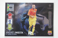 Andres Iniesta Limited Edition - Panini Adrenalyn XL Champions League 2012/13