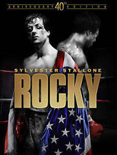 Rocky NEW Blu-ray disc/case/cover/slip-no digital 40th anniversary edition
