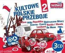 = KULTOWE POLSKIE PRZEBOJE vol.2 / 3 CD / sealed