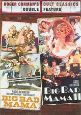 Big Bad Mama/Big Bad Mama 2 DVD Region 1