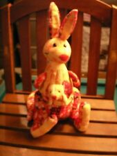 Stuffed Plush Little Brownie Kangaroo 2010-11 Kellogg Co. Girls & Boys baby
