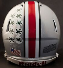 "OHIO STATE BUCKEYES Football Helmet ""BUCKEYE"" AWARD Decals/Stickers"