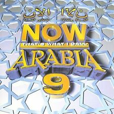 Various Artists Now Thats What I Call Arabia 9 CD