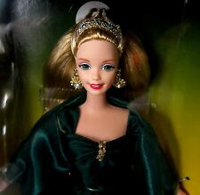 Emerald Enchantment Barbie Doll Society Style Collection Limited Ed 1996 NRFB