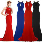 Sexy Formal Evening Cocktail Ball Gown Bridesmaid Long Party Dress Maxi Pageant