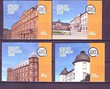 Moderne Privatpost Stadtbrief Schlösser (großes Bild)