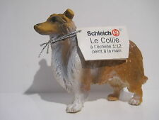 16304 Schleich Dog: Collie !booklet! MADE IN GERMANY  ref:1D316