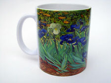 Van Gogh Irises Coffee Mug