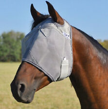 CASHEL FLY MASK COOL CRUSADER FOR HORSE STANDARD RIDING TRAIL FLY SUN PROTECTION