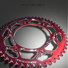 GP-TECH Fabbrica Pignone Pignone rosso Suzuki RM RMZ 125 250 450 51 Denti