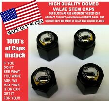Domed Super Bee Valve Stem Caps Mopar Challenger Charger Plymouth