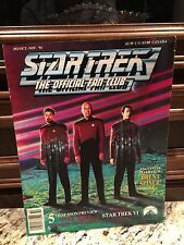STAR TREK Official Fan Club magazine #82 Oct/Nov 1991- Star Trek VI Movie update