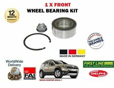 FOR DACIA DUSTER 1.6 16V 1.5 DCI 2012-  NEW 1 X FRONT WHEEL BEARING KIT