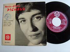 """MARIE-CLAIRE PICHAUD: Psaume de la desespérance 7"""" EP 45T 1965s French SM 45-95"""