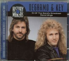 DEGARMO & KEY - A Collection of the Band's 15 Greatest Recordings - CD - NEW