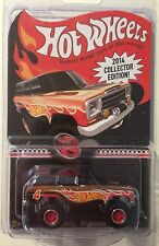 Hot Wheels 2014 Toys R Us TRU Mail In Exclusive - 1988 '88 Jeep Wagoneer w/RR