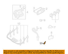 GM OEM Ignition System-Spark Plug 19244474